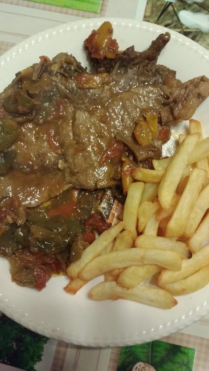 bistecca di cavallo