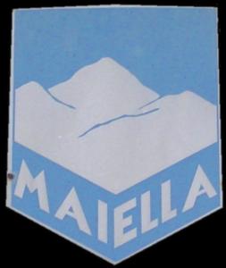 Stemma Brigata Maiella - 25 Aprile - Liberazione