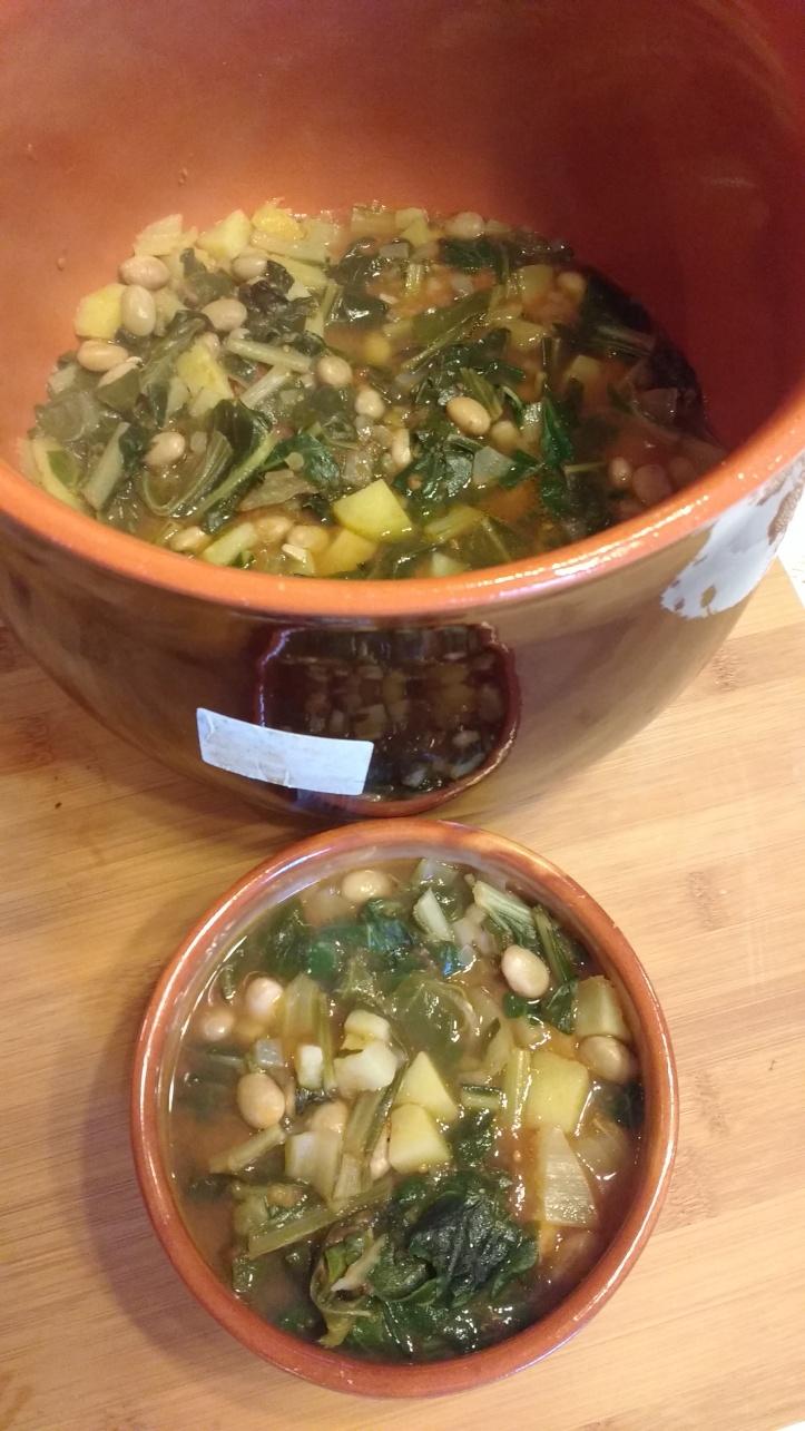 zuppa di bietola